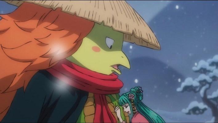 One Piece Episódio 953