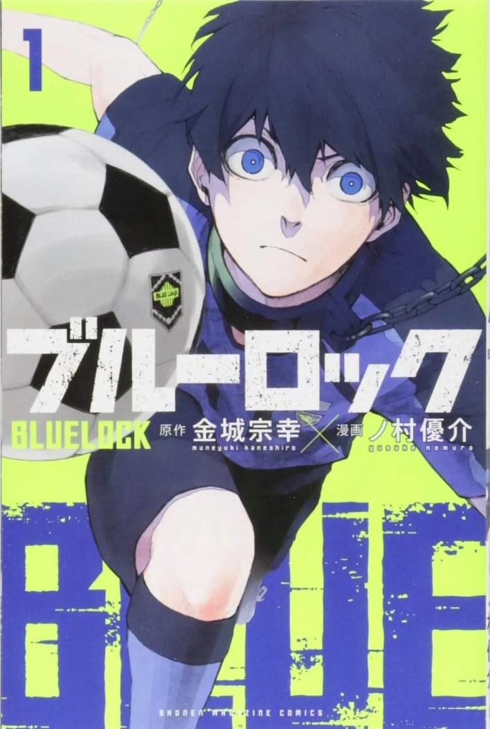 Blue Lock Volume 1