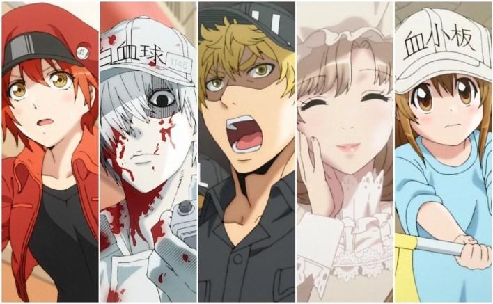 Episódio 1 de Hataraku Saibou 2ª temporada: data de lançamento