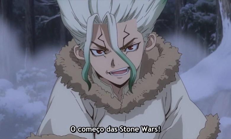 Dr. Stone Retornou - Análise do Episódio 01