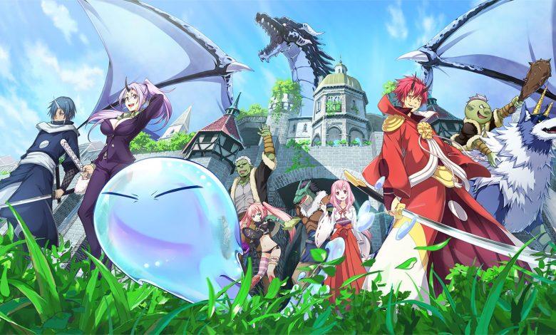 Tensei Shitara Slime Datta Ken - Imagem Promocional
