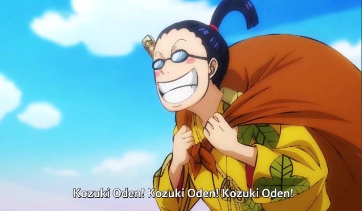 One Piece Episódio 960 - Denjiro
