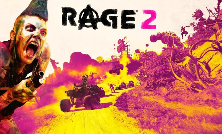 Rage 2 e Absolute Drift Grátis na Epic Games Store