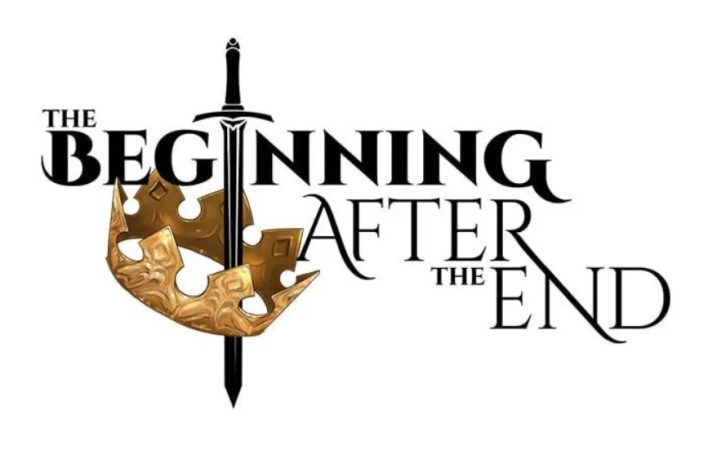 the beginning after the end - capa