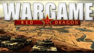 Wargame: Red Dragon Grátis na Epic Games Store