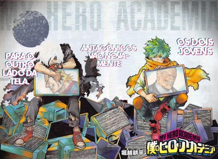 Capítulo 306 de My Hero Academia