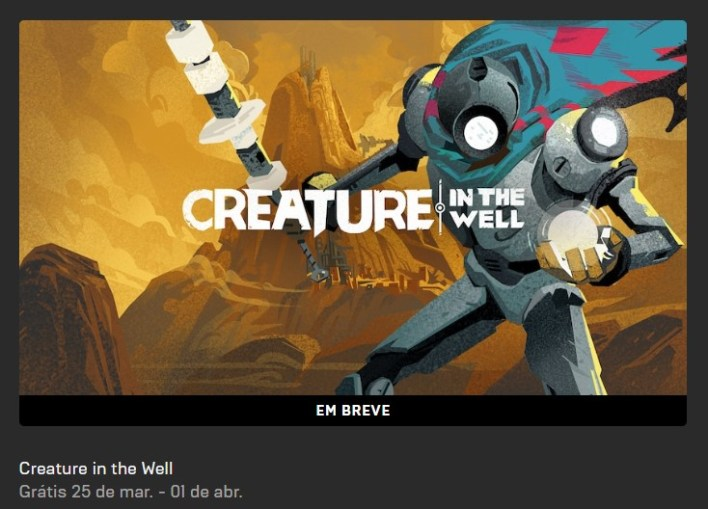 Creature In The Well Grátis na Epic Games Store