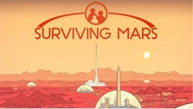Surviving Mars Grátis na Epic Games Store