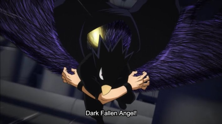 My Hero Academia: O anjo caído das trevas