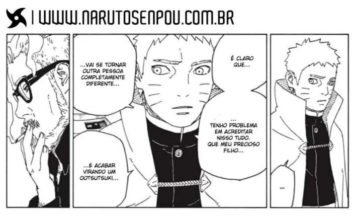 Análise do Capítulo 57 de Boruto - Naruto mataria Boruto?