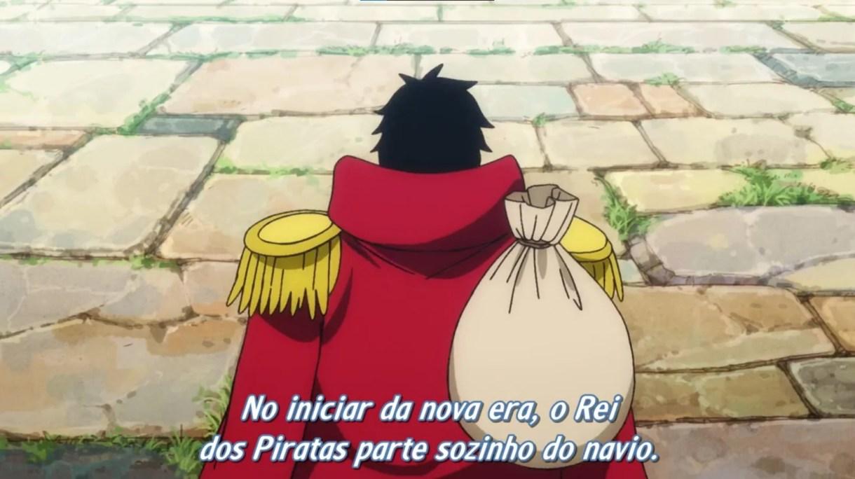 One Piece Episódio 969 - Data e Hora de Lançamento