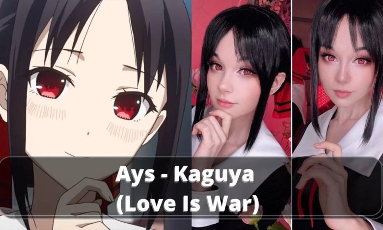Ays - Kaguya (Love Is War)