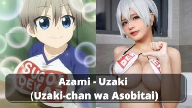 Azami - Uzaki (Uzaki-chan wa Asobitai)