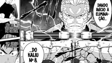 Capítulo 35 de Kaiju no 8