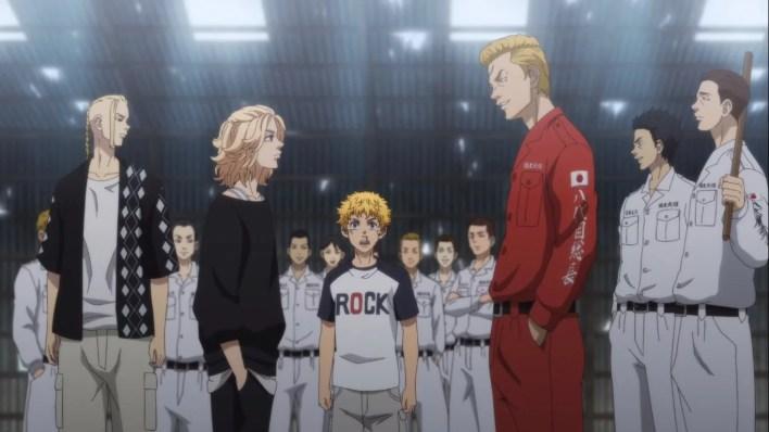 Tokyo Revengers Episódio 07 - Toman