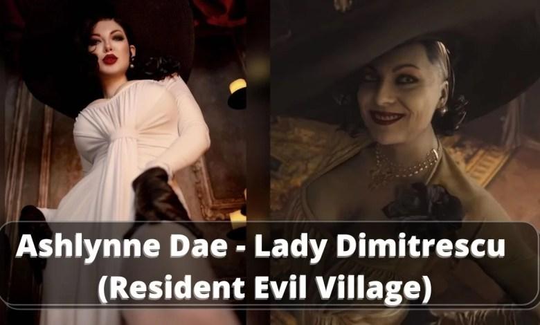 Ashlynne Dae - Lady Dimitrescu