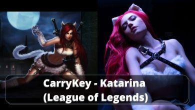 CarryKey - Cosplay