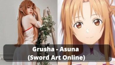 Grusha - Cosplay