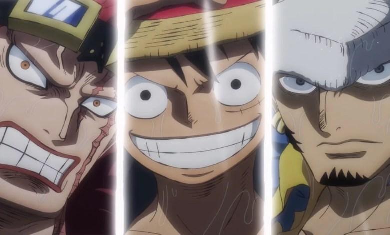 One Piece - Episódio 977 Pior Geração
