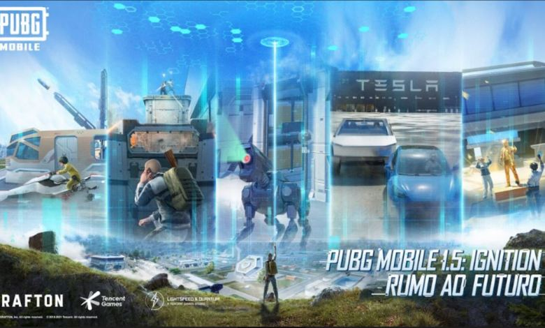 Atualização 1.5 do PUBG MOBILE traz veículos da Tesla e novo Royale Pass - eliev