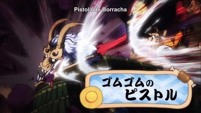 One Piece - Episódio 981