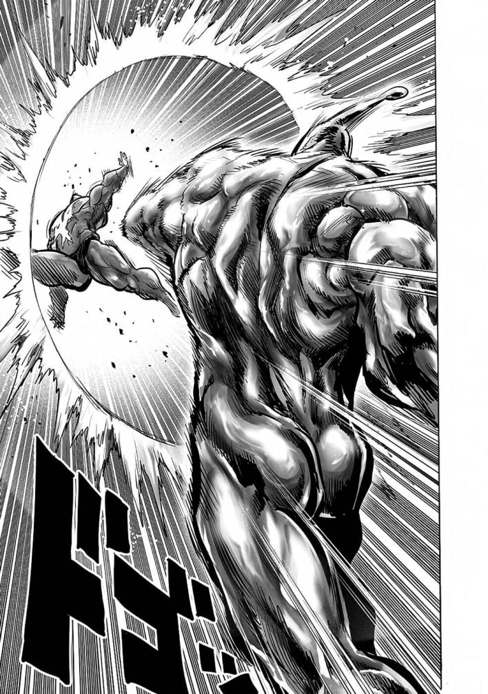 One Punch Man - Capítulo 149