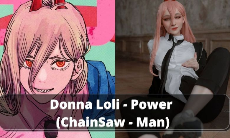 Donna Loli - Cosplay