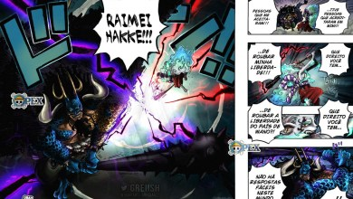 Capítulo 1024 de One Piece - Capa