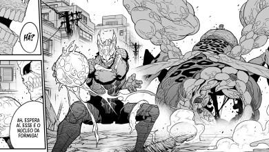 Capítulo 46 de Kaiju no 8