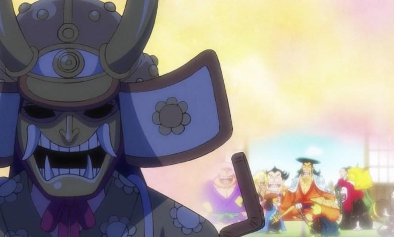 Episódio 994 de One Piece: Yamato como Shogun e a morte dos Kurozumi