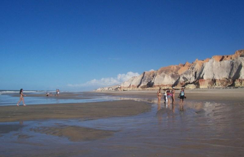 Praia de Beberibe - Ceará - por adolfo-lima