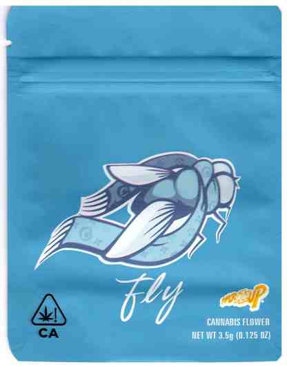 Cookies - Fly Mylar Bags (front)