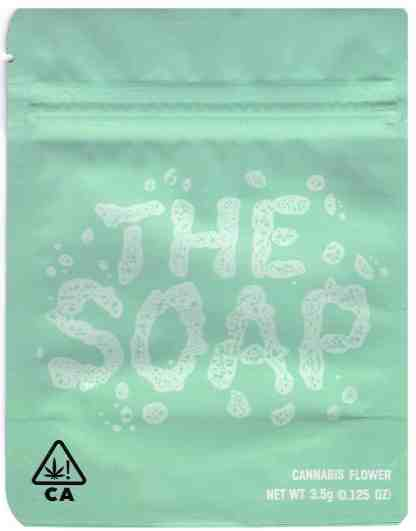 Minntz - The Soap Mylar Bags (front)