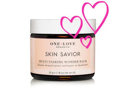 One Love Organics Skin Savior Beauty Balm..