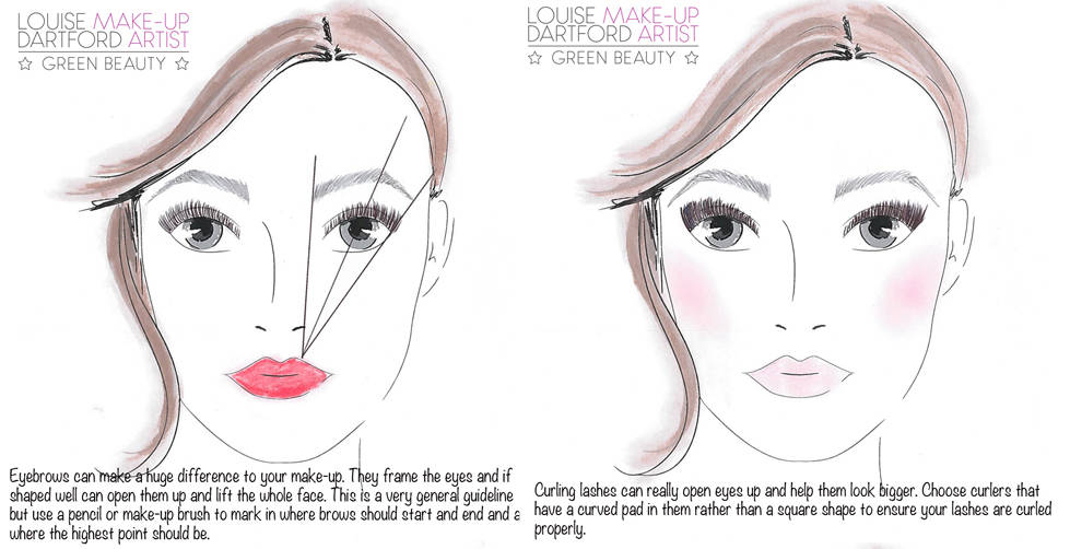 November's Instagram make-up tips…