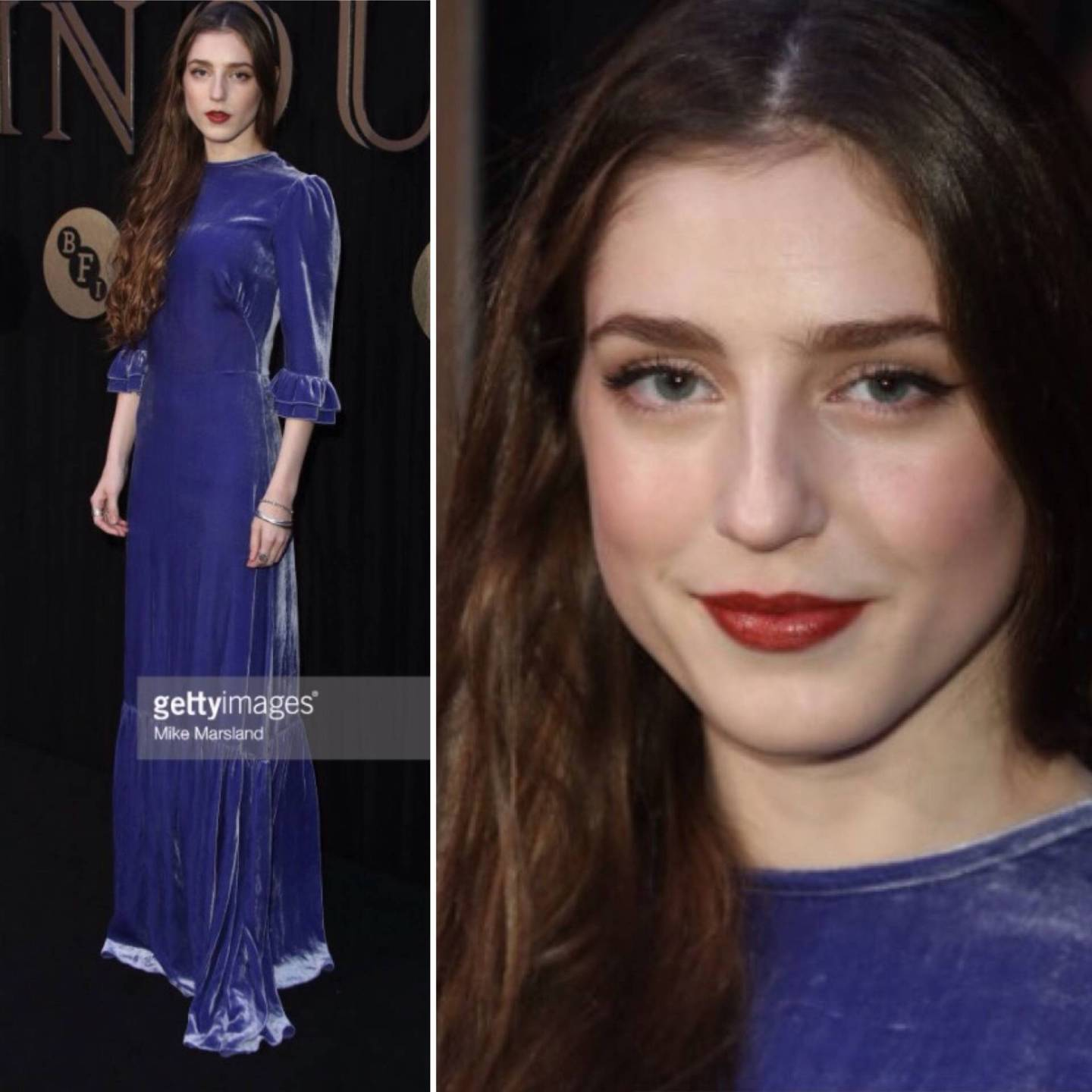 Get the look – Birdy at the BFI gala..