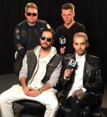 Tokio Hotel Mtv Jan 13 2015 Louder Love