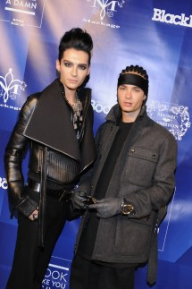 Tokio Hotel History Bill & Tom Kaulitz Nivea Men