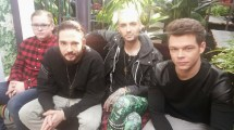 Pic Tokio Hotel Interview Popxport Bts March
