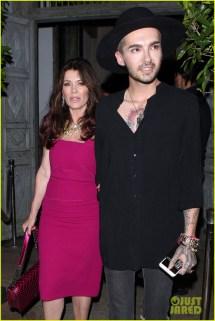 Bill Kaulitz & Lisa Vanderpump In La Sur