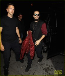 Tokio Hotel Leaving Bootsy Bellows La July