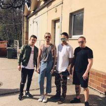 Tokio Hotel Ig Post #leipzig Louder Love