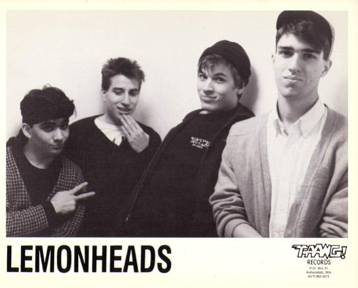 A Circle Of One 30 Years Of The Lemonheads  Louder Than