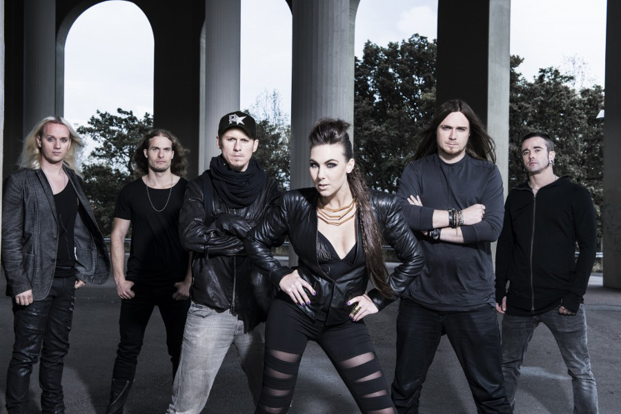 Zanger Jake E. verlaat Amaranthe, band releaset video voor Boomerang