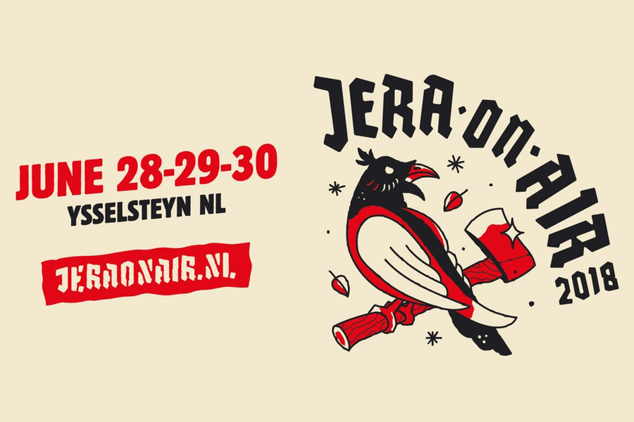 WIN: 2x1 combi-ticket+camping voor Jera On Air