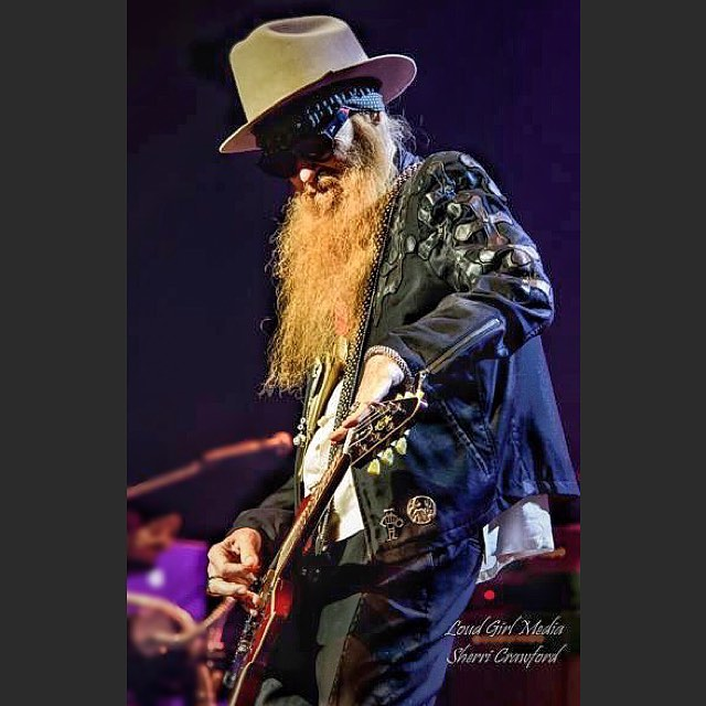 ZZ Top: Tonnage Tour Concert Review