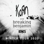 Breaking Benjamin announce tour with Korn, new album