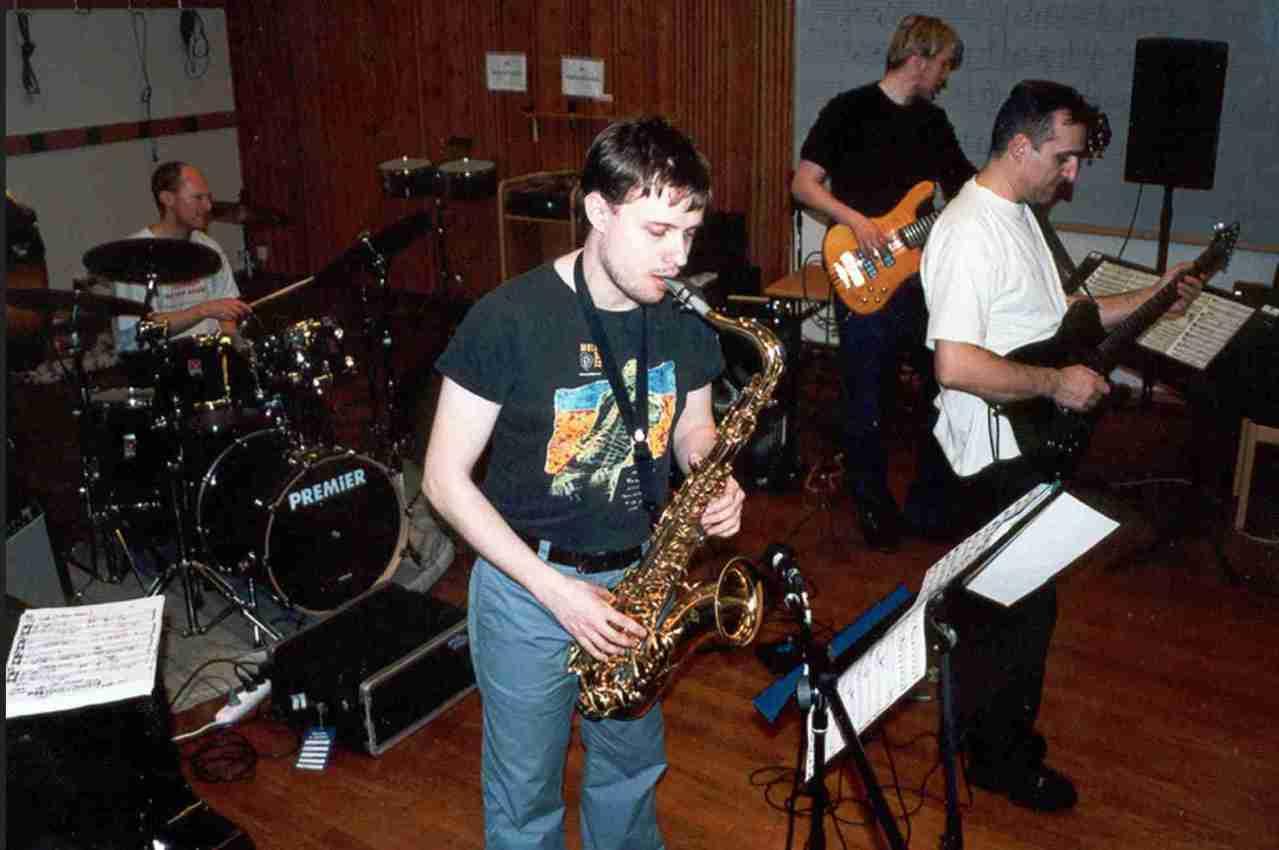 Loud Jazz Band 1995-1998