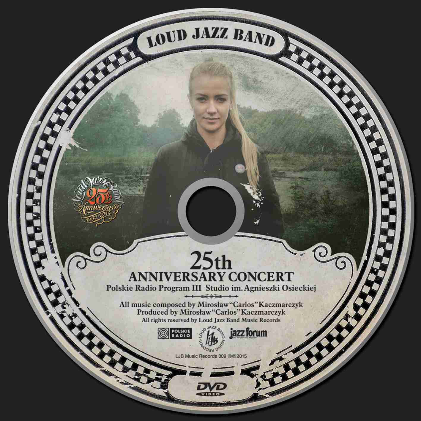 25th Anniversary Concert - disc project