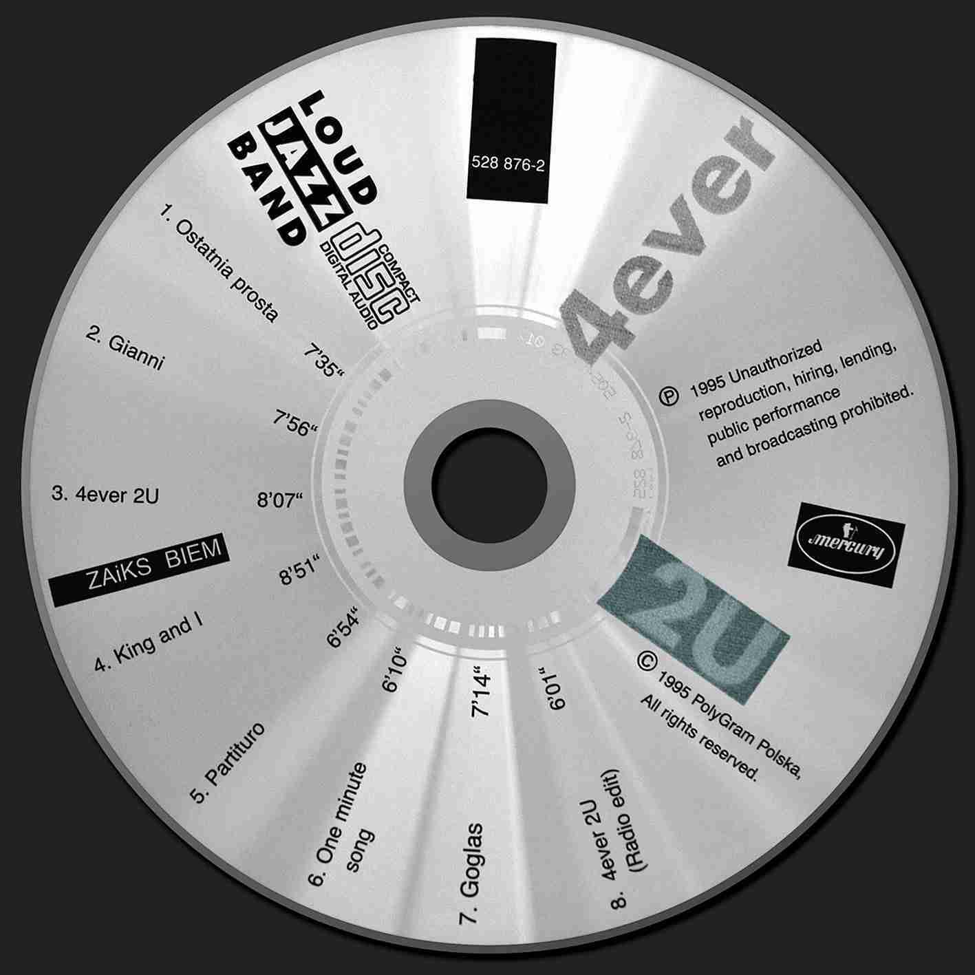 4ever2u - disc project